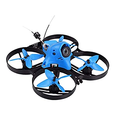 BETAFPV 2pcs Turtle V2 FPV Canopy PE Blue for Turtle V2 Camera Beta85X HD Beta75X HD Cine Whoop Racing Drone: Toys & Games