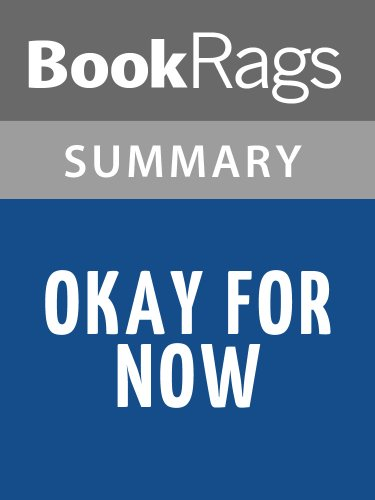 Summary & Study Guide Okay For Now by Gary Schmidt
