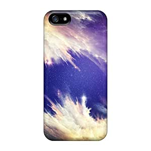 New Iphone 5/5s Case Cover Casing(the Dancing Nebula Mod)