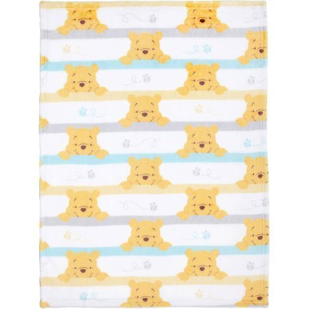 (Disney Pooh Together Forever Fleece Blanket)