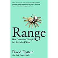 By [David Epstein]Range: How Generalists Triumph in a Specialized World (Paperback) 2019