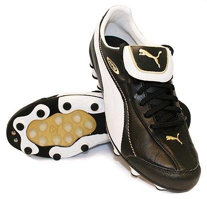 Treinta Comercial Ejercicio  Puma King XL HG Size 8.5: Amazon.co.uk: Shoes & Bags