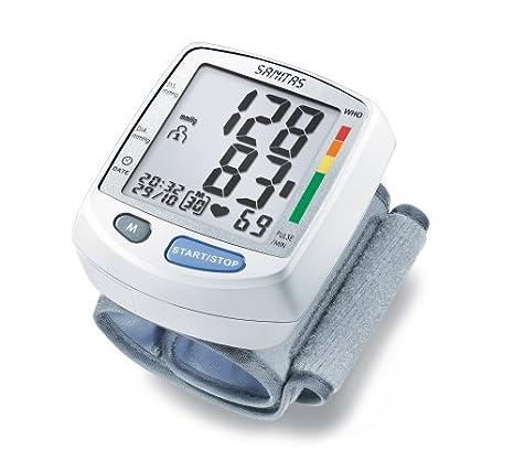 Sanitas SBM 09 Muñeca Automático - Tensiómetro (LCD, 51 x 45 mm, 1 pieza(s)): Amazon.es: Hogar