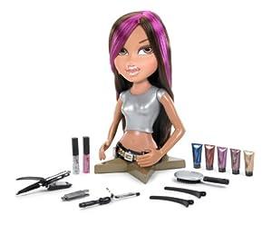 Amazon Com Bratz Magic Hair Color Funky Fashion Makeover
