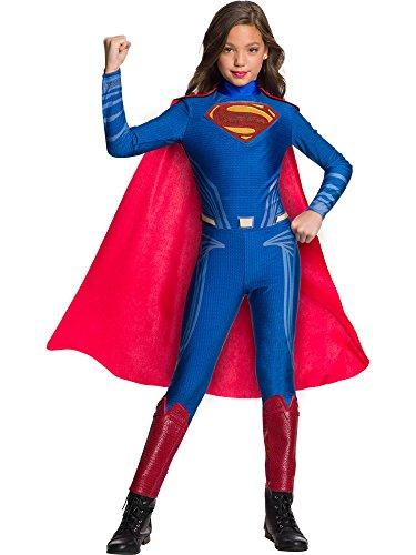 (Rubie's Justice League Movie Child's Superman Jumpsuit Costume,)