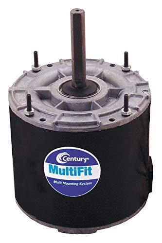AO Smith 9722  5.0-Inch Frame Diameter 1/8 HP 1075 RPM 208-230-Volt 0.9-Amp Ball Bearing Multi-HP Ao Smith Condenser Motor