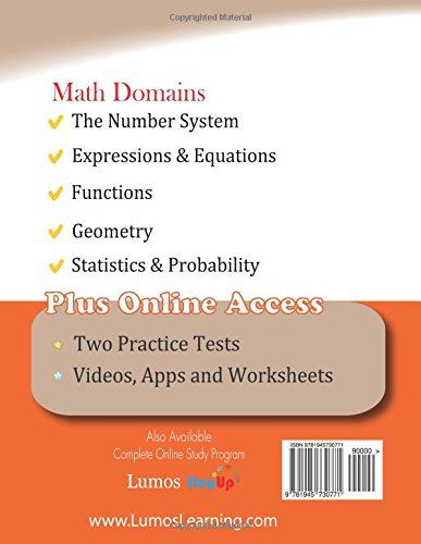 Georgia Milestones Assessment System Test Prep: 8th Grade Math ...