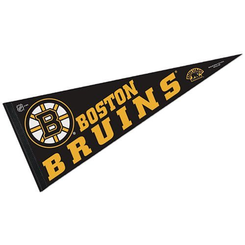 Wincraft NHL Boston Bruins WCR63857913 Carded Classic Pennant, 12