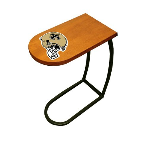 New Oak Finish TV Tray with Your Choice of Football Team ...