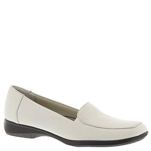 Frauen Loafers Trotters Leder Frauen Trotters Weiß xHTqwYaq