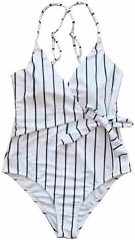 Pumsun Swimwear Women Plus Size Floral Print Tankini Set Bathing Suit Beachwear