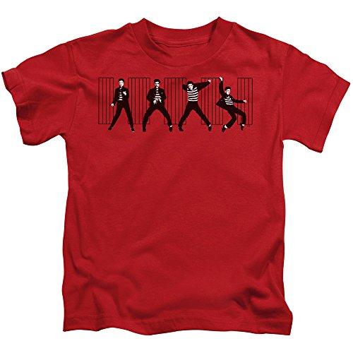 - Juvenile: Elvis Presley - Jailhouse Rock Kids T-Shirt Size 5/6