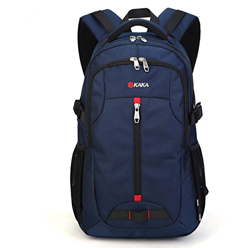 Blue Backpack Men's 16 Personality Business Inch OgxxXdBq