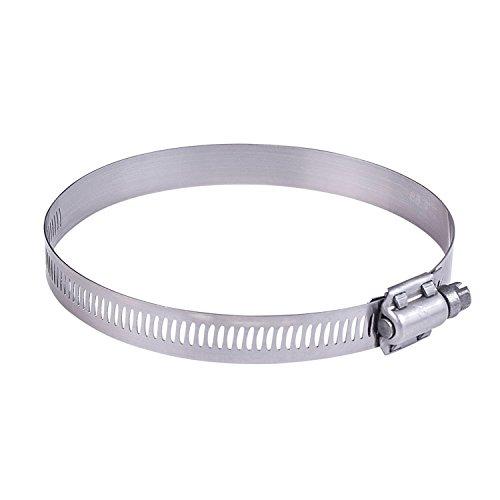 "Airaid 9400 (1-1/8"" - 2"") #24 Stainless Steel UBI Hose Clamp"