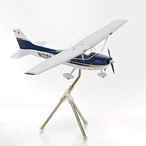 2019 Limited Edition Sporty's Cessna 172 Skyhawk Die-Cast Airplane Aircraft Model Aircraft Decor (Teaching Model Airplane For)