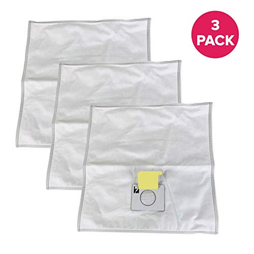 Crucial Vacuum Allergen Filtration Cleaner Bags Replacement