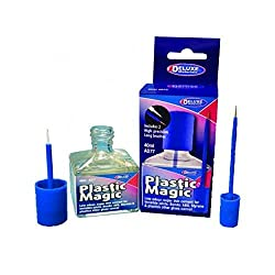 DELUXE MATERIALS Plastic Magic Adhesive 40 ML from Deluxe Materials