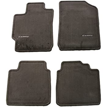 Amazon Com Genuine Toyota Charcoal Dark Gray Carpet