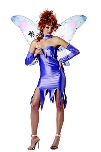 8eighteen Twilight Fairy Adult Halloween Costume (Girls Twilight Witch Costume)