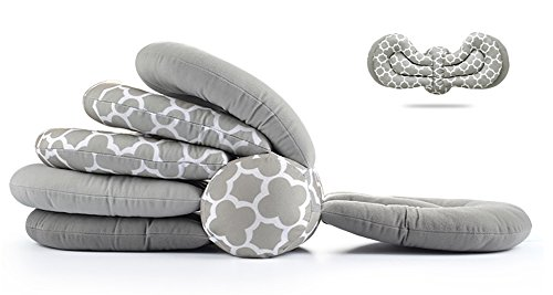 Reizbaby Adjustable Nursing Pillow for Breastfeeding by REIZBABY