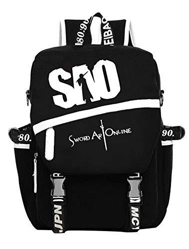 Gumstyle Luminous Backpack Rucksack Schoolbag