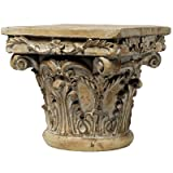 indoor pedestal stand - A&B Home 73379 Decorative Pedestal, 10 by 10 by 9-Inch