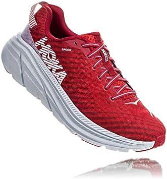 hoka – Zapatillas de Running Rincon para Hombre, Rojo, 44 2/3: Amazon.es: Deportes y aire libre
