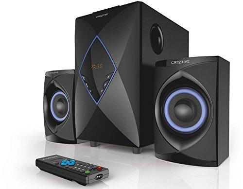 Creative SBS E2800 2.1 High Performance Speakers System  Black