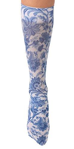 Fashionelle Light Compression Knee Highs