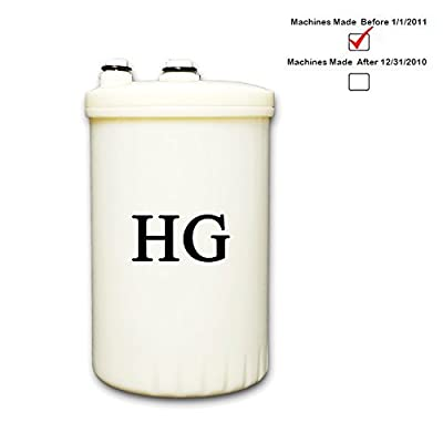 KANGEN Compatible HG-type Replacement Ionizer Filter for Enagic MW-7000 Leveluk SD501 Toyo Ange Impart