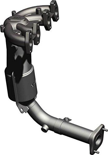catalizzatore con kit di montaggio di scarico FI6007 CEE EEC