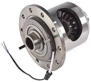 hummer h3 differential - 1