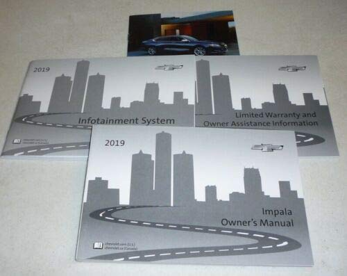 (2019 Chevrolet Chevy Impala Owners Manual 19 )