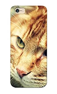 Freshmilk HJg404TWmiP Case Cover Iphone 6 Plus Protective Case Vintage Cats Animals Pets ( Best Gift For Friends)