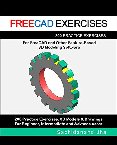 3 Best New FreeCAD eBooks To Read In 2019 - BookAuthority