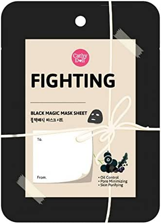 [Cathy Doll] Fighting Mask Sheet 25g Feeling - 5 pack