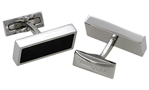 st-dupont-mens-cufflinks-platinium-005632-new-msrp270
