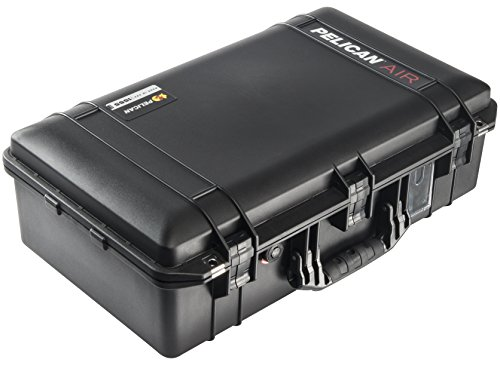 Pelican 1555Air Case with Padded Dividers - Black