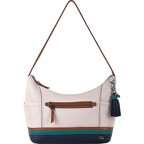 The Sak Kendra Hobo Shoulder Bag,monterey stripe,One Size by The Sak