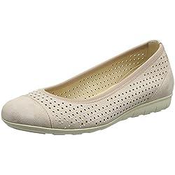 Gabor Women's Zara Casual Shoes 5.5 C (M) UK/ 7.5 B(M) US Skin Suede
