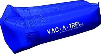 Amazon.com: VAC-A-TRIP - Tumbona hinchable para camping ...
