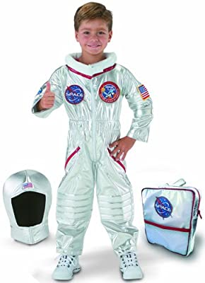 Astronaut Silver Fits 3one Size from Teetot Inc.