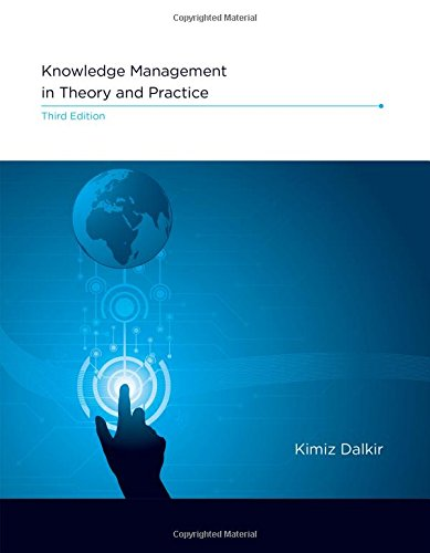Knowledge Management in Theory and Practice (The MIT Press)