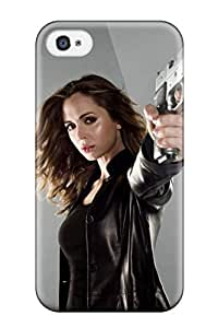 Forever Collectibles Dushku Celebrity Hard Snap-on Iphone 4/4s Case