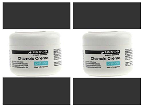 Assos Chamois Cream (4.73 oz.) Twin Pack ( 2 Jars)