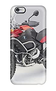 Best 5848788K78521421 New Style Bmw R 1200 Gs Red Premium Tpu Cover Case For Iphone 6 Plus