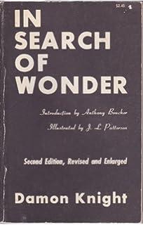 amazoncom in search of wonder essays on modern science fiction  in search of wonder essays on modern science fiction