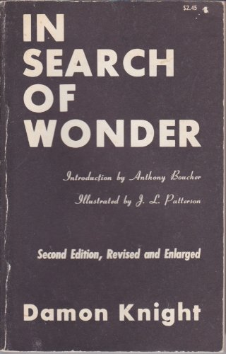 In Search of Wonder:  Essays on Modern Science Fiction