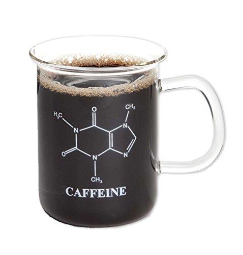 ComputerGear Laboratory Caffeine Molecule Chemistry