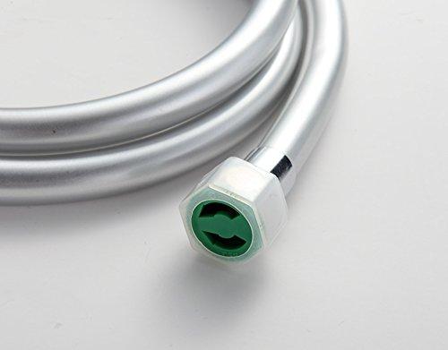 Tubo flessibile per doccia Tubo da doccia Sistema anti-torsione Tubo doccia in PVC 1,5/m